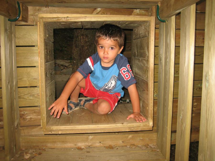 El Mas Fuselles ofrece un montón de actividades de entretenimiento para los niños