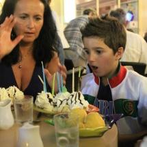 Grandes helados en Palavas