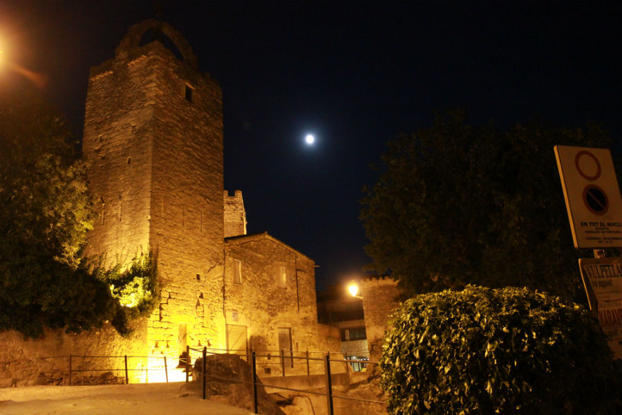 Peratallada, en Girona: un pueblo medieval