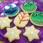 Curso de galletas divertidas para peques: resposterapia