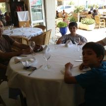 Restaurante arrocería Bravo, en L'Estartit