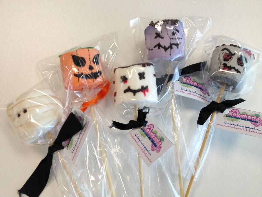 Las chuches de Halloween de Kekukada son artesanas y muy económicas