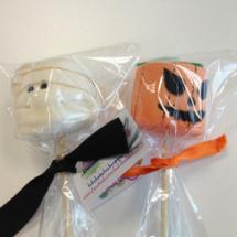 Golosinas para Halloween en Kekukada Chuches