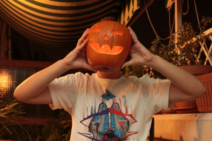 C mo conseguir decorar la casa para halloween por poco dinero - Articulos halloween baratos ...