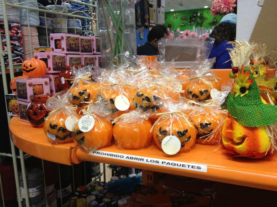 Decoraci n barata para halloween - Decoracion halloween barata ...