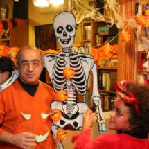 Disfraces para Halloween: calabaza