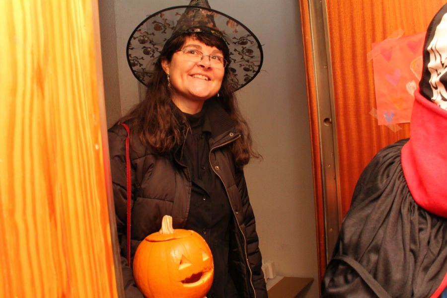 Brujas Para Halloween Disfraces Jarana Maquillaje Kamistad