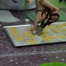 Curso de galletas en Reposterapia Alce