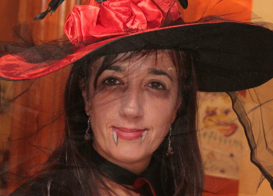 3 maquillajes para halloween - Como pintar la cara de nina de bruja ...