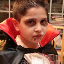 Maquillajes para Halloween: vampiro