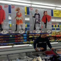 Disfraces para Halloween en los supermercados Lidl