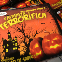Productos para Halloween en los supermercados Lidl