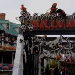 3 parques de atracciones para disfrutar Halloween