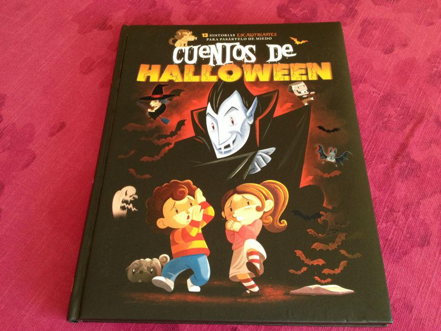 Cuentos de Halloweeen. 13 historias escalofriantes para pasártelo de miedo. 12 euros