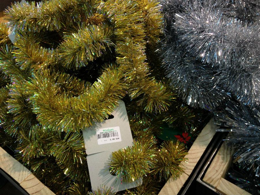Es interesante comprar adornos de Navidad en El Corte Ingls
