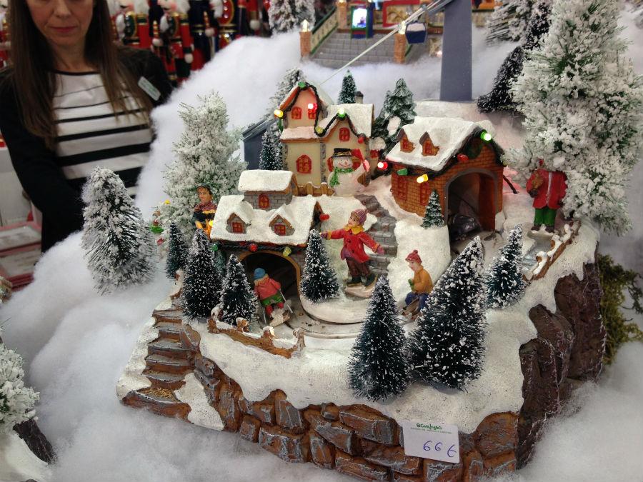 Es interesante comprar adornos de navidad en el corte ingl s - Adornos grandes de navidad ...