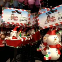 Surtido de adornos navideños en El Corte Inglés: para todos los bolsillos