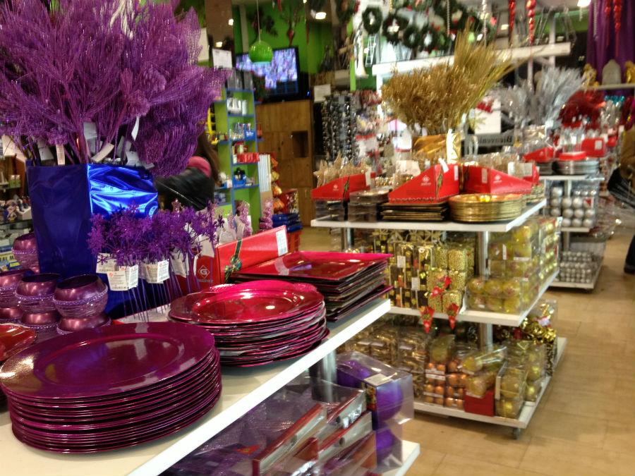 Adornos de navidad de las tiendas de chinos los m s baratos for Adornos de navidad baratos
