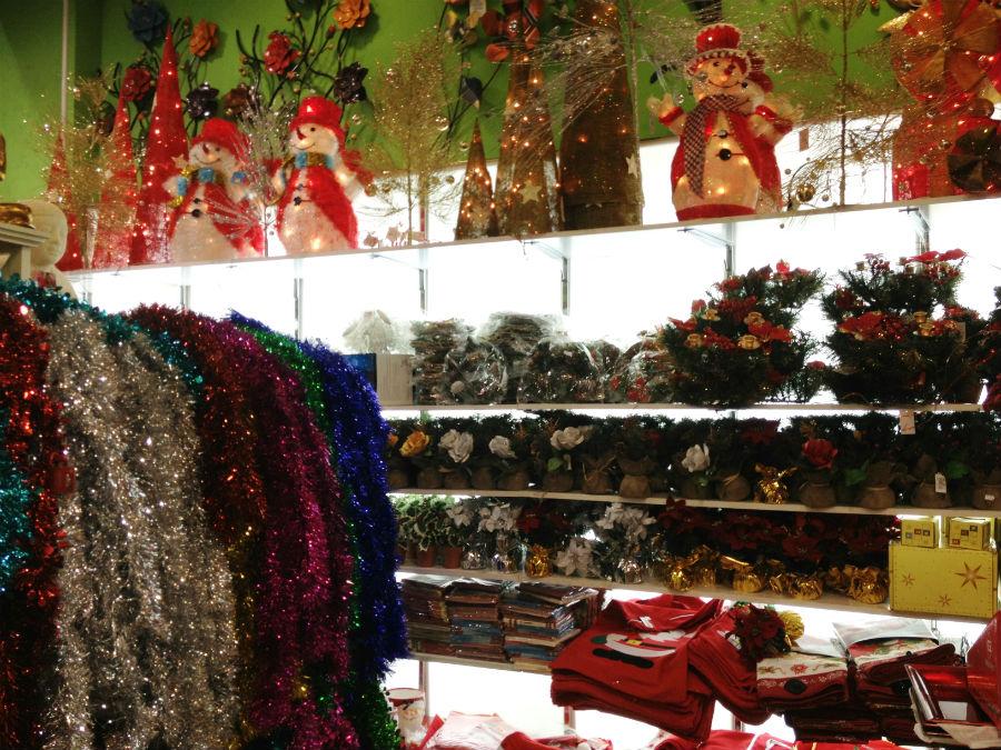 Adornos de navidad de las tiendas de chinos los m s baratos - Adornos de navidad en ingles ...