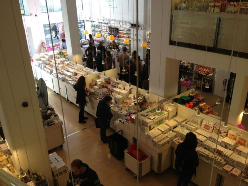 Adornos navideños baratos en las tiendas Tiger