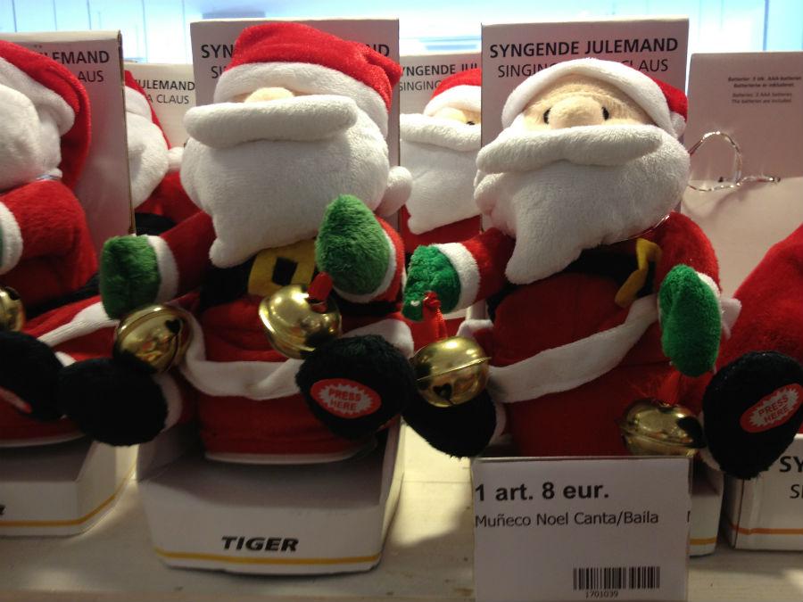 Adornos navidenos baratos tiger 10 for Adornos de navidad baratos