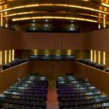 Interior del Auditorio Sony, en Madrid