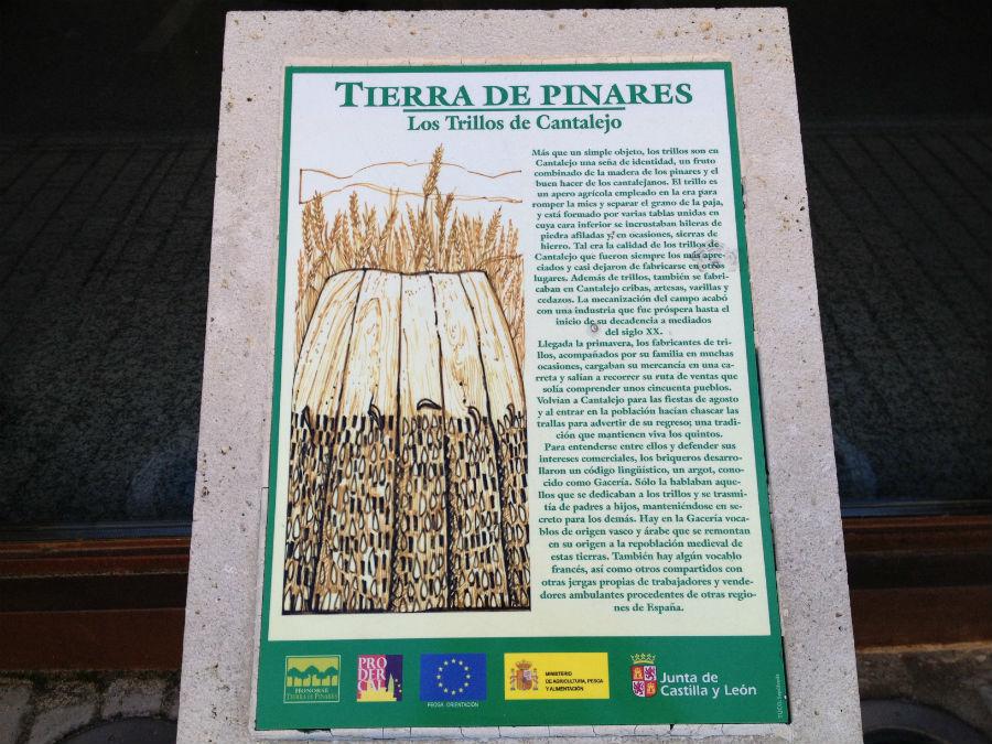 Visitamos Cantalejo, en Segovia