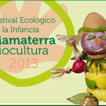 Cartel del Festival Mamaterra 2013