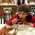 Chocolatería Valor: churros y chocolate tradicional