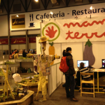Festival Mamaterra, en Biocultura 2013