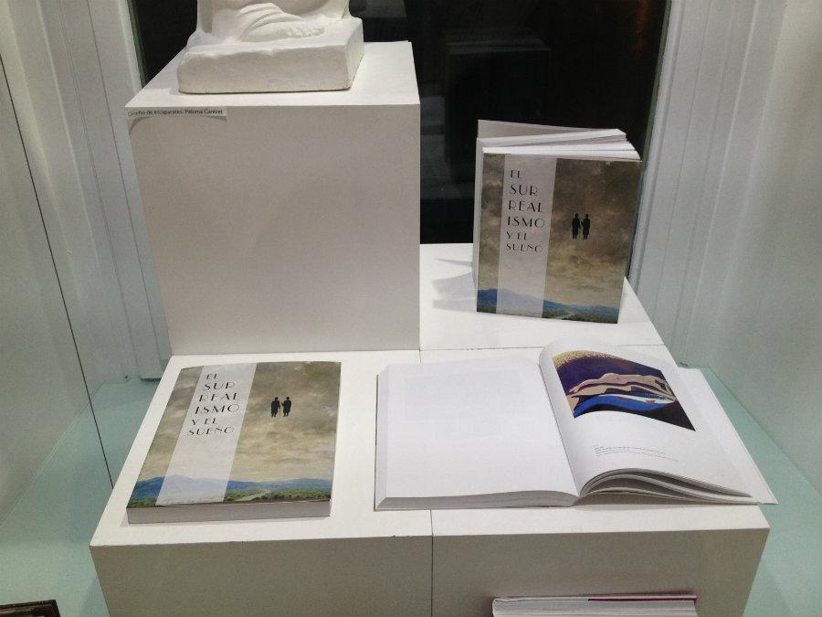 Recuerdos de la exposición El Surrealismo y el Sueño en el Thyssen de Madrid