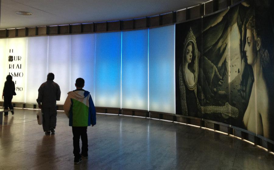 Acceso a la exposición El Surrealismo y el Sueño en el Thyssen de Madrid