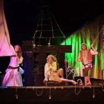 Teatro musical infantil: Los náufragos y la Isla Perdida