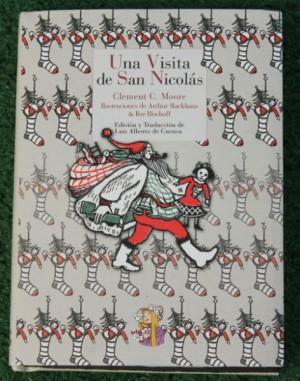 'Una Visita de San Nicolás' está editado por Reino de Cordelia