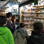 Mercado navideño de Santa Lucía, en Barcelona