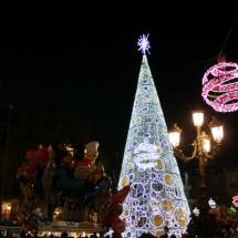 Luces de Navidad en Granada