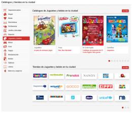 Catálogo de juguetes de Tiendeo