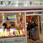 La Fabrique de Belgique: ¡una tienda de chuches gigantes!