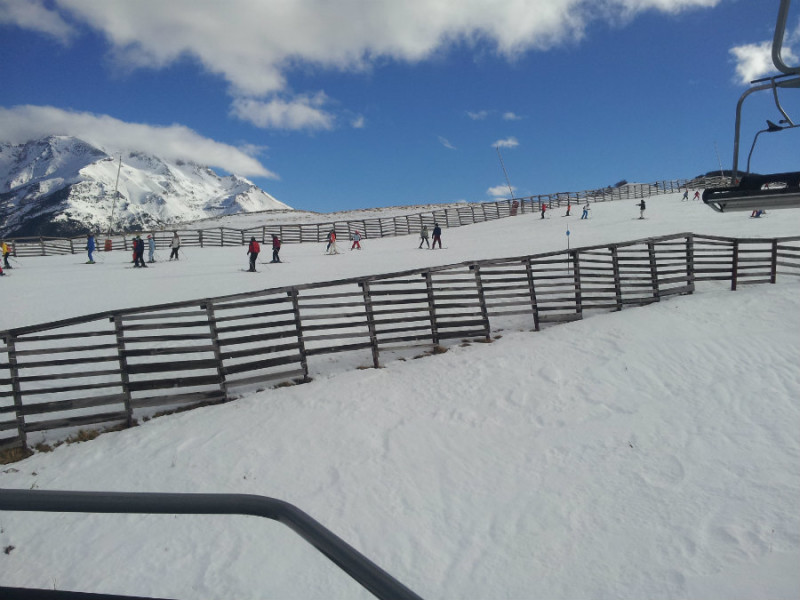 Formigal ofrece cursos de esquí para niños a buen precio