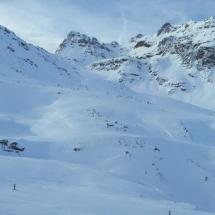 En cualquiera de las pistas de Formigal se pueden contratar cursos de esquí