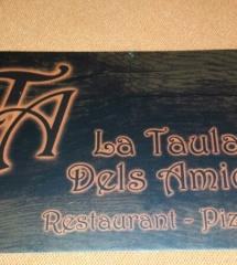 Restaurante cercano a Grand Valira, en Andorra