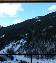 Vistas de la estación de esquí Grand Valira, en Andorra