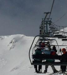 Remonte de la estación de esquí andorrana Grand Valira
