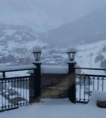 Vistas del pirineo andorrano