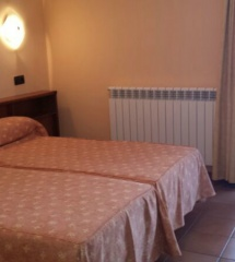 Habitación del hotel Ransol