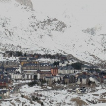 Formigal forma parte del conjunto de estaciones de esquí de Aramón