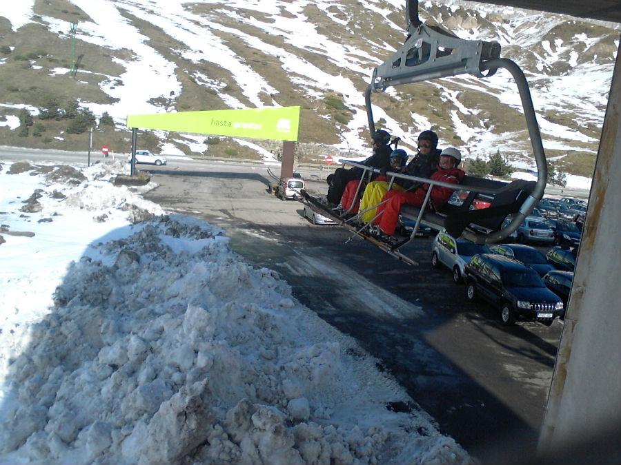 Nos vamos a esquiar con los niños a Formigal