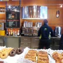 Servicios de restaurante y cafetería en Formigal