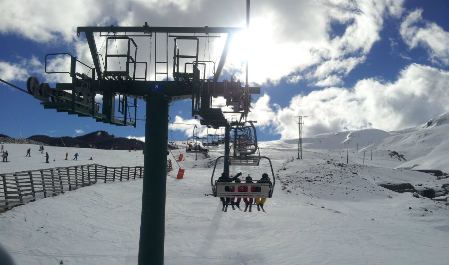Formigal es una estación de esquí ideal para practicar este deporte en familia