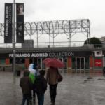 Exposición sobre Fernando Alonso